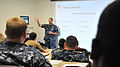 SPAWAR teaches ITs for Security Plus certification 130820-N-UN340-003.jpg
