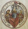 SPES BONA DAT VIRES 1539, Joannes Reyhing IV, Doctor, Ex Libris, F16-0027 (cropped).jpg