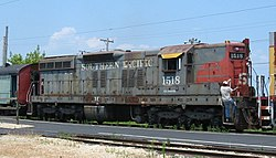 SP 1518 20050716 Illinois Railway Museum.JPG