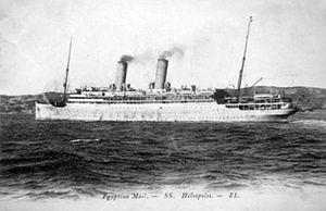 Ss Heliopolis 1907 Wikipedia