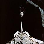 STS-41-B Palapa B-2 deployment.jpg