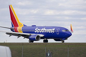 Southwest Airlines fleet - Heart livery used 2014–present