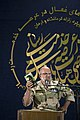 Saeed Ghasemi سخنرانی سعید قاسمی فرمانده سابق جنگ در قصر شیرین 29.jpg