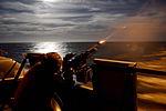Sailor Firing GPMG Onboard HMS Dragon MOD 45155269.jpg