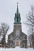Saint-François d'Assise church, Limoilou, Québec city, Quebec State, Canadá.jpg