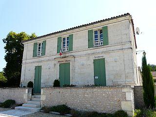 Saint-Pardoux-de-Drône Commune in Nouvelle-Aquitaine, France