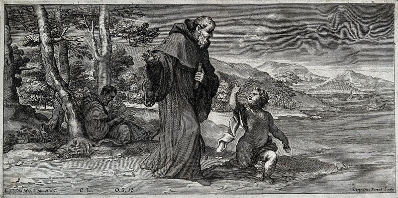 San Agustín de Hipona.