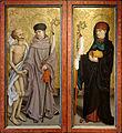 Saint Fridolin accompagné du mort qu'il a ressuscité et Saint Omar-MBA Dijon.jpg