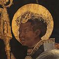 Saint Maurice (détail) par Matthias Grünewald.jpg