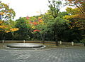 Saionji Memorial Hall Garden.JPG