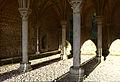 Salle capitulaire Abbaye Notre-Dame de Fontaine-Guérard.jpg