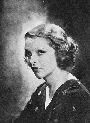 Sally Blane - Blane in 1932