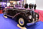 Salmson S4 E Cabriolet (1949), Paris Motor Show 2018, IMG 0268.jpg