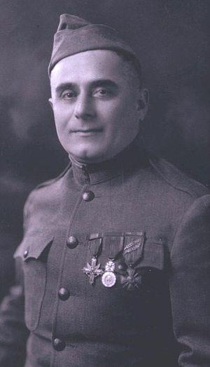 Sam Dreben - Sam Drebin in 1918