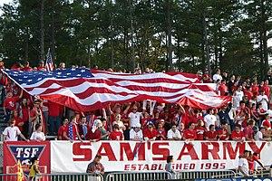 Sam's Army - Image: Sams Army