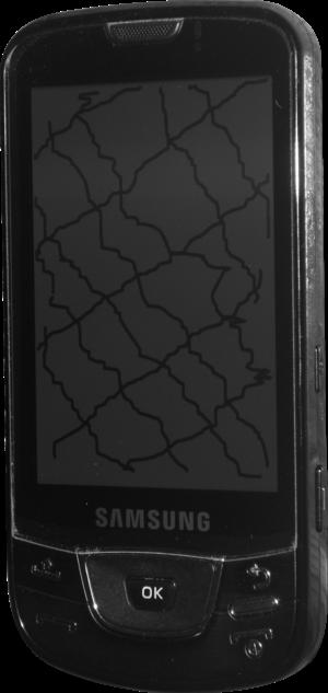 Samsung Galaxy (original) - Samsung Galaxy GT-I7500