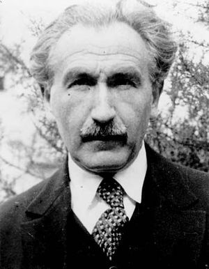 Hugo Bergmann - Bergman, 1939