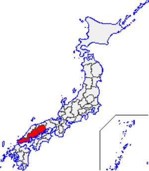 San'yō region - San'yō region