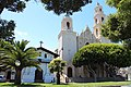 San Francisco, CA USA - Mission San Francisco de Asis (1776) and Mission Dolores Basilica (1918) - panoramio (5).jpg