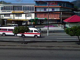 Priority Bus Route - The Priority Bus Route in San Juan