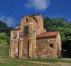 San Miguel de Lillo - Image: San Miguel de Lillo (4794173442)