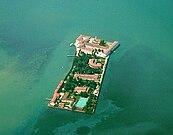 San Servolo (Venice) from the air.jpg
