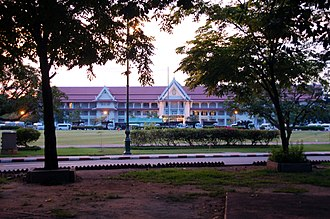 Bureau of the Royal Household - Image: Sanam Sua Pa