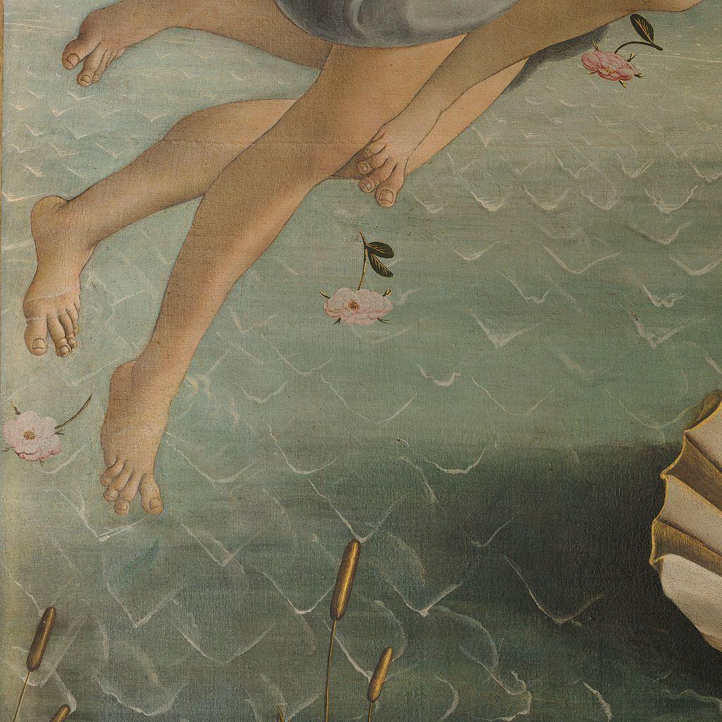 Sandro Botticelli - La nascita di Venere - Google Art Project-x0-y1