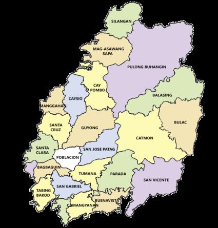 Santa Maria Bulacan Wikipedia - Bocaue map