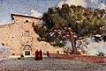 Santa Maria in Aracoeli by Alberto Pisa (1905).jpg