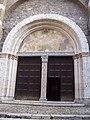 Santa maria del carmine (brescia) portale.jpg