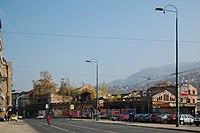 Sarajevo Tram-Line Hiseta 2011-10-31 (2).jpg