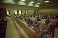 Saroj Ghose with Media Persons - Press Conference - Convention Centre Inaugural Ceremony - Science City - Calcutta 1996-12-20 002.tif