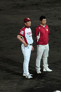 Yoshinori Sato (baseball, born 1954) Japanese baseball player
