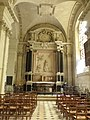 Saumur (49) Église Notre-Dame-des-Ardilliers - Intérieur 06.jpg