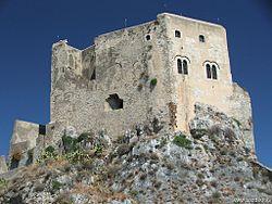 Scaletta Zanclea (ME) Castello.JPG