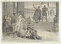 "Scene from Antony and Cleopatra, at the Princess's Theatre, from the ""Illustrated London News"" MET DP841106.jpg"