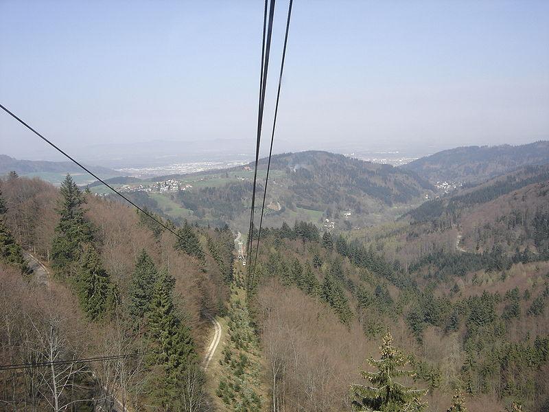 Schauinsland - Schauinslandbahn 05.JPG