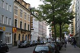 Schillerstraße in München