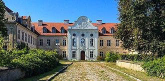 Fürstenberg/Havel - Fürstenberg Palace