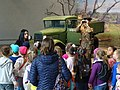 Schoolkids with Guide - Museum of the Great Patriotic War - Minsk - Belarus (27525673665).jpg