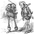 Schurz and Trumbull as Richard III and Gloucester.png