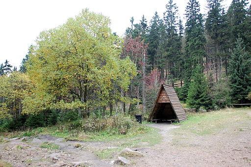 Schutzhütte Eckerloch