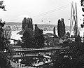 Schwebebahn erstellt für die Ausstellungen «safa» (Frauenverein) und «G59» Gartenbau-Ausstellung 1959 - panoramio - Kurt Spalinger-Røes.jpg