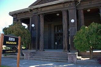 Scotia, California - Scotia museum