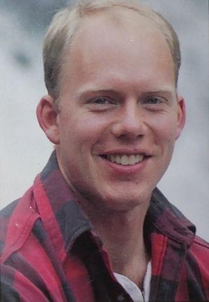 Scott D. Anderson - Anderson circa 1990