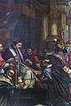 Scuola Grande dei Carmini (Venice) - Sala capitolare - Il Papa Paolo V riceve l'ambasciatore di Spagna - Amedeo Enz.jpg