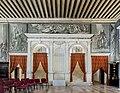 Scuola Grande dei Carmini - Cappella della Madonna del Carmelo - le scale di Baldassare Longhena.jpg
