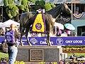 Seabiscuit statue at Santa Anita.jpg