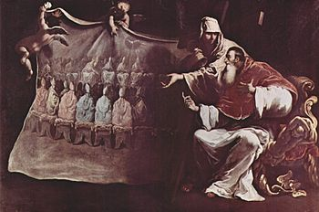 Pope Paul III  inspired by faith in the ecumenical council